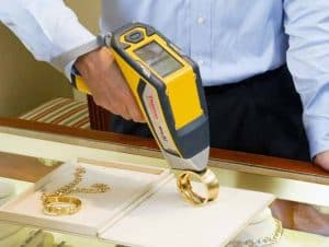 Niton xrf gold tester