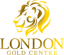 London gold center Logo