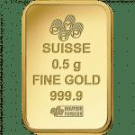 0.50g Gold Bar