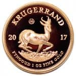 Gold Half Krugerrand 22ct