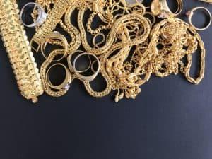 sell gold hatton garden