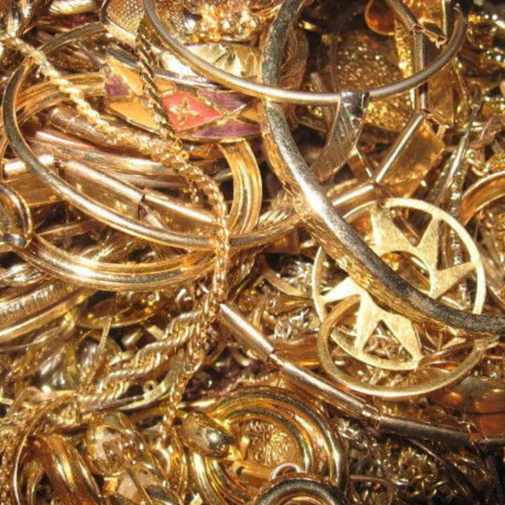 scrap gold sell