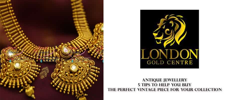 Antique Jewellary Online