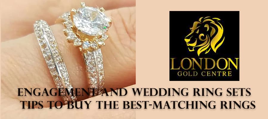 buy-wedding-Ring-LGC Engagement and Wedding Ring Sets – Tips to Buy the Best-Matching Rings