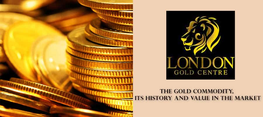gold-coin The Gold Commodity, Its History and Value in The Market