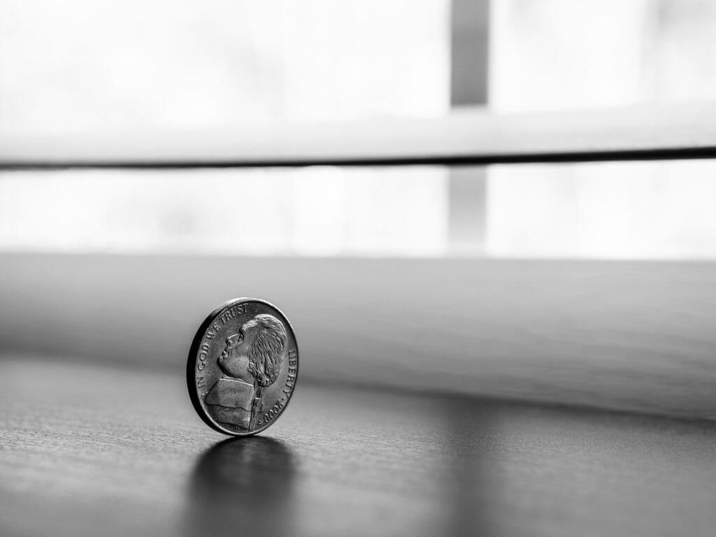 cold coin